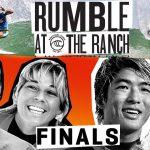 ケリーのサーフランチ・ベストライドを含む「The Rumble at the Ranch」ダイジェストがWSLから公開。