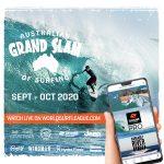 オーストラリアン・グランドスラム「Boost Mobile Pro Gold Coast」が10月6日開催に向けてグリーンアラート