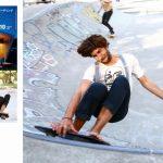 9月10日発売のSURFSIDE STYLE MAGAZINE「Blue. 」No.84は「SURFなリノベ! SURFなスケート!」