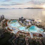 韓国・始興市のタートルアイランドに建設された世界最大の人工サーフパーク「Wave Park 」がオープン、最新映像公開