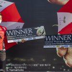塚本将也と吉川広夏が優勝。JPSA2020特別戦「さわかみチャレンジシリーズ 鴨川」DAY 2ロングボード