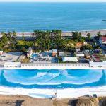 2021年静岡県牧之原市にオープン!  日本初の大型ウェイブプール「SURF STADIUM」公式サイトで最新情報公開