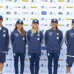日本サーフィン連盟は、2021年度の日本代表選手を選抜するための強化指定選手53名を発表