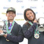 第2回ジャパンオープン優勝は大原洋人と前田マヒナ。ISAワールドサーフィンゲームス日本代表選手6名決定。