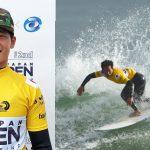 第2回ジャパンオープンオブサーフィン大会2日目が終了。大原洋人がイベント最高得点をマーク