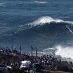 記録的な大波がヒットしたナザレで繰り広げられたビッグウェイブ・セッションの舞台裏映像が公開