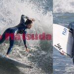 松田詩野の最新映像公開。日本女子のサーフィンレベルを上げる、これが詩野のバックハンド・サーフィン