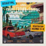 今シーズンのトリプルクラウンは、革新的なデジタル・オンライン・コンテストとして12月21日から開催