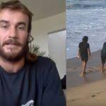 マイキー・ライトが大荒れのノースショアで海水浴客を助けた救出劇が、世界中のメディアで大絶賛