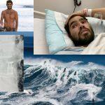 スーパー・スウェル・サタデーの日、ジェットスキーに乗ったサーフィンカメラマンが大波に飲まれ大怪我を負う