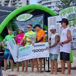 各ボードライダーズの代表がプライドと賞金総額36,000ドルをかけて対決したUSHER CUP のハイライト映像が公開
