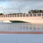 静岡県牧之原市にオープン予定の日本初の大型ウェイブプール「静波サーフスタジアム」がテストラン映像を公開
