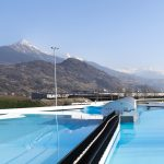 今年5月にスイスのアルプスにオープンする一般公開される5つ目のウェイブガーデンの映像が公開
