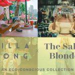 BILLABONGが「The Salty Blonde」のヘイリー・エレファンテとの初のコラボレーションラインを発表