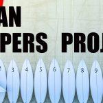 大原洋人が国産12ブランドのロゴを隠して行った本気インプレッション映像「JAPAN SHAPERS PROJECT」公開