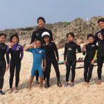 田中樹が沖縄のキッズたちにコーチング体験レッスン。未来のチャンピオンがここから生まれるかも。