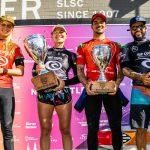 カリッサ・ムーアとイタロ・フェレイラが「リップカール・ニューキャッスル・カップ」で優勝