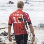 ジョン・ジョン・フローレンス(HAW)が、左膝の負傷によりオーストラリア・レッグの残りの試合を棄権