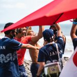 五十嵐、村上、大原、前田はR5へ、都筑もRPを躍進。惜しくも松田詩野はここで敗退。五輪最終予選5日
