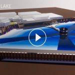 ラスベガスにあの最新ウェイブ・プール・システム「サーフレイクス」を搭載した「Las Vegas Surf Lake」