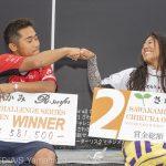 塚本将也と田岡なつみが優勝。JPSAロング第3戦「さわかみチャレンジシリーズ 千倉オープン」大会最終日