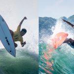 五輪サーフィン競技がついにキックオフ。五十嵐カノア、大原洋人、都筑有夢路、前田マヒナ、全員が見事3回戦進出。