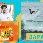 大橋海人がエアコンテスト「STAB High」に日本人として初めて招待され、コスタリカ大会の16名に選ばれた。