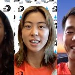 開会まで18日に迫った東京五輪サーフィン日本代表の大原洋人、都筑有夢路、前田マヒナがオンライン記者会見に参加