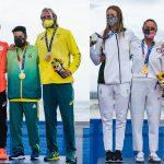 イタロとカリッサが金メダル獲得。五十嵐カノアと都筑有夢路が銀銅。メダリストたちの喜びの声