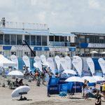 大会3日目のスケジュールが変更。五輪サーフィン競技は、明日の27日(火)に決勝まで行われます。