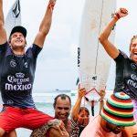 オーストラリアのステファニー・ギルモアとジャック・ロビンソンがコロナ・オープン・メキシコで優勝