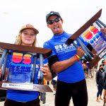 ケイトリン・シマーズとグリフィン・コラピントがWSLメジャー初優勝。USオープン大会最終日ハイライト